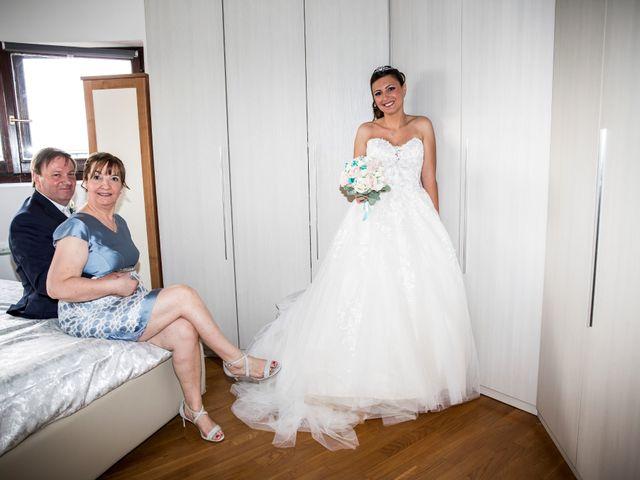 Il matrimonio di Claudio e Cristina a Lesmo, Monza e Brianza 49