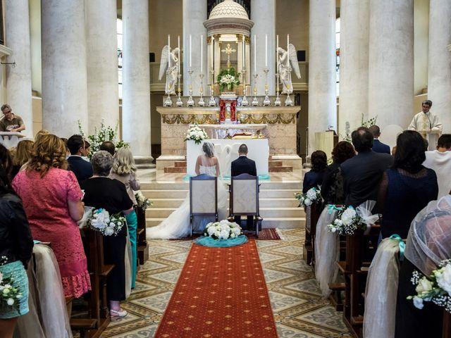 Il matrimonio di Claudio e Cristina a Lesmo, Monza e Brianza 51