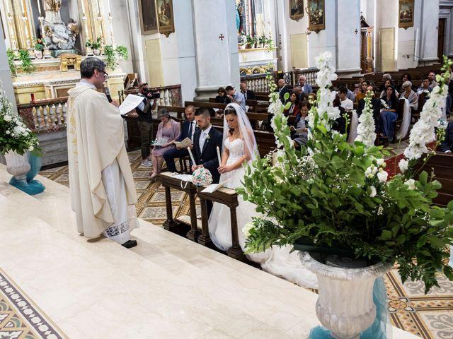 Il matrimonio di Claudio e Cristina a Lesmo, Monza e Brianza 52