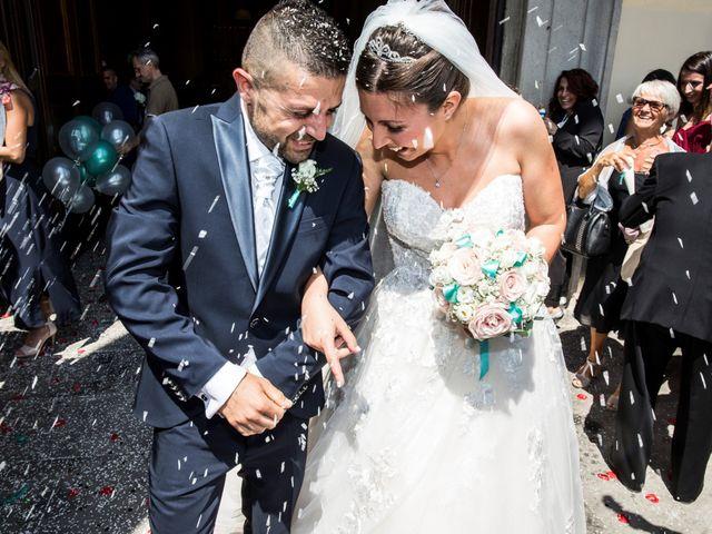 Il matrimonio di Claudio e Cristina a Lesmo, Monza e Brianza 53