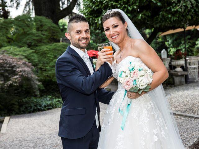 Il matrimonio di Claudio e Cristina a Lesmo, Monza e Brianza 56