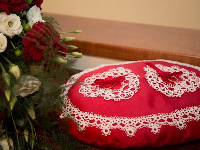 Il matrimonio di Paolo e Elisabetta a Rovellasca, Como 1