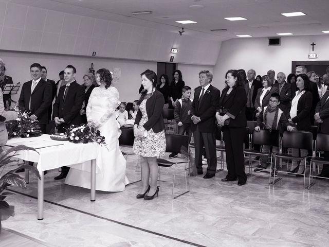 Il matrimonio di Paolo e Elisabetta a Rovellasca, Como 9