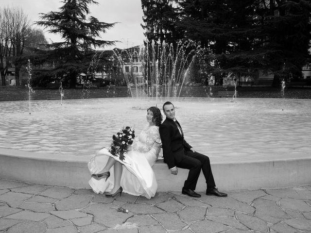 Il matrimonio di Paolo e Elisabetta a Rovellasca, Como 15