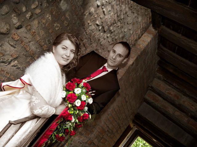 Il matrimonio di Paolo e Elisabetta a Rovellasca, Como 23