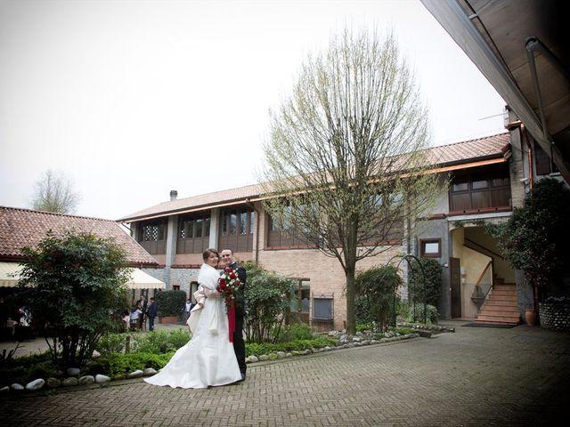 Il matrimonio di Paolo e Elisabetta a Rovellasca, Como 24
