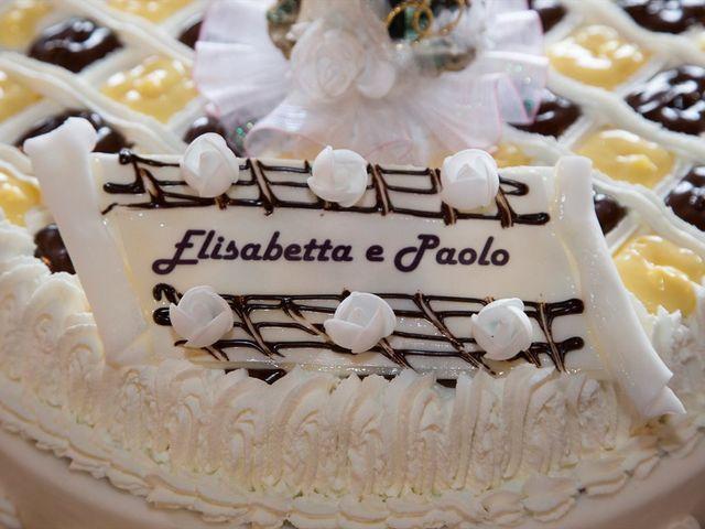 Il matrimonio di Paolo e Elisabetta a Rovellasca, Como 27