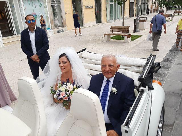 Il matrimonio di Ina e Arcangelo  a Foggia, Foggia 5