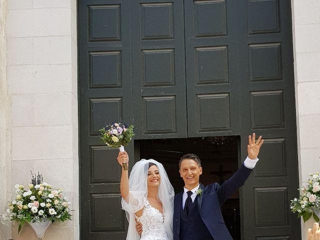 Il matrimonio di Ina e Arcangelo  a Foggia, Foggia 20
