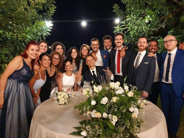 Il matrimonio di Ina e Arcangelo  a Foggia, Foggia 23