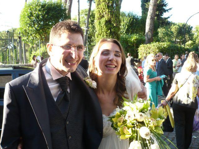 Il matrimonio di Lucia e Fulvio a Roma, Roma 1