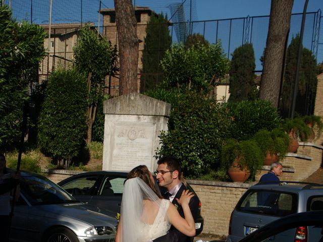 Il matrimonio di Lucia e Fulvio a Roma, Roma 4