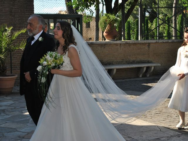 Il matrimonio di Lucia e Fulvio a Roma, Roma 2