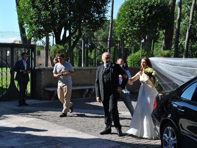Il matrimonio di Lucia e Fulvio a Roma, Roma 7