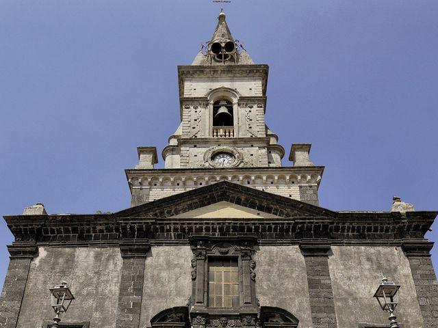 Il matrimonio di Salvatore e Daniela a Trecastagni, Catania 14