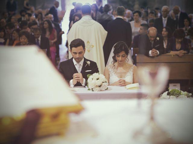 Il matrimonio di Salvatore e Daniela a Trecastagni, Catania 16