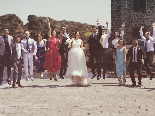 Il matrimonio di Salvatore e Daniela a Trecastagni, Catania 19