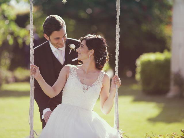 Le nozze di Daniela e Salvatore