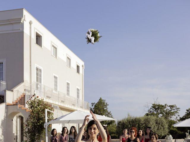 Il matrimonio di Salvatore e Daniela a Trecastagni, Catania 23