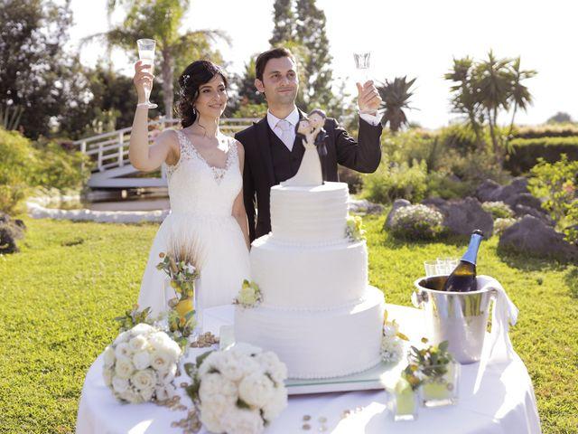 Il matrimonio di Salvatore e Daniela a Trecastagni, Catania 24