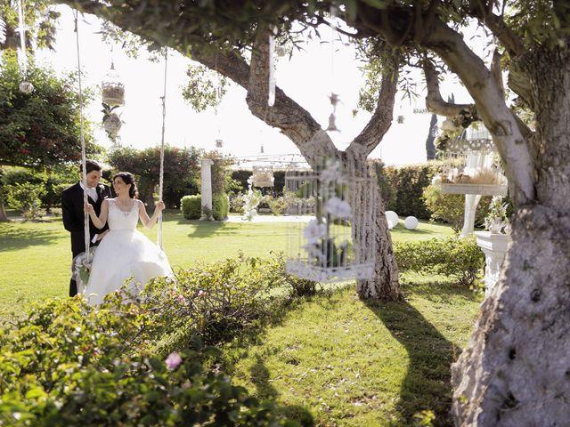 Il matrimonio di Salvatore e Daniela a Trecastagni, Catania 26