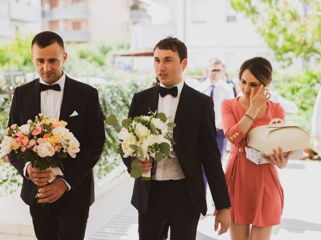 Il matrimonio di Petru e Irina a Grosseto, Grosseto 15