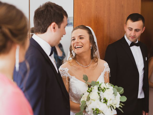Il matrimonio di Petru e Irina a Grosseto, Grosseto 18