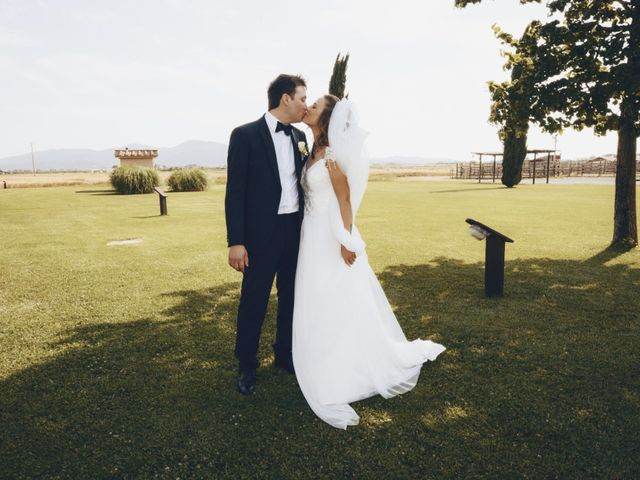 Il matrimonio di Petru e Irina a Grosseto, Grosseto 47