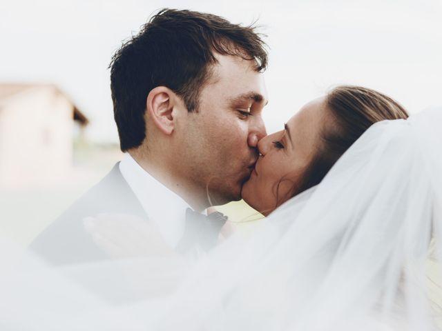 Le nozze di Irina e Petru