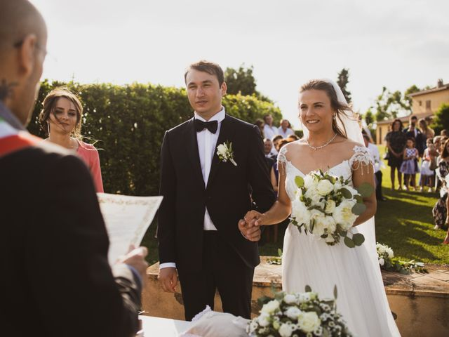 Il matrimonio di Petru e Irina a Grosseto, Grosseto 37