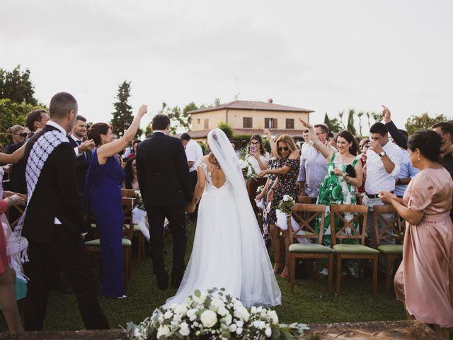 Il matrimonio di Petru e Irina a Grosseto, Grosseto 42