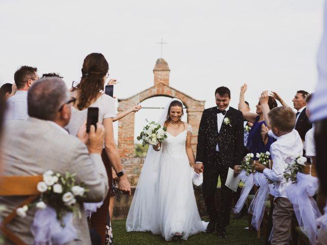 Il matrimonio di Petru e Irina a Grosseto, Grosseto 43