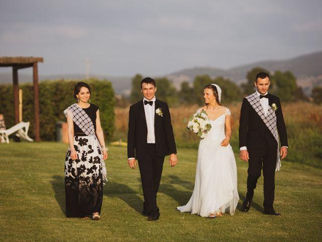 Il matrimonio di Petru e Irina a Grosseto, Grosseto 45