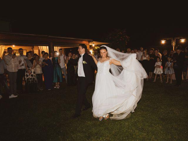 Il matrimonio di Petru e Irina a Grosseto, Grosseto 69