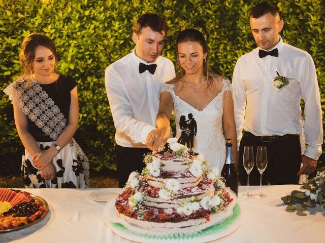 Il matrimonio di Petru e Irina a Grosseto, Grosseto 76