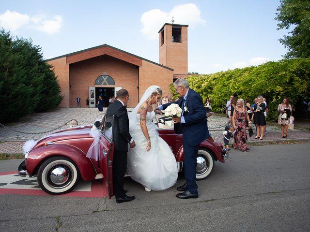 Il matrimonio di Thomas e Franca a Parma, Parma 2
