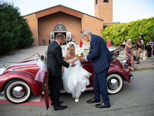Il matrimonio di Thomas e Franca a Parma, Parma 7