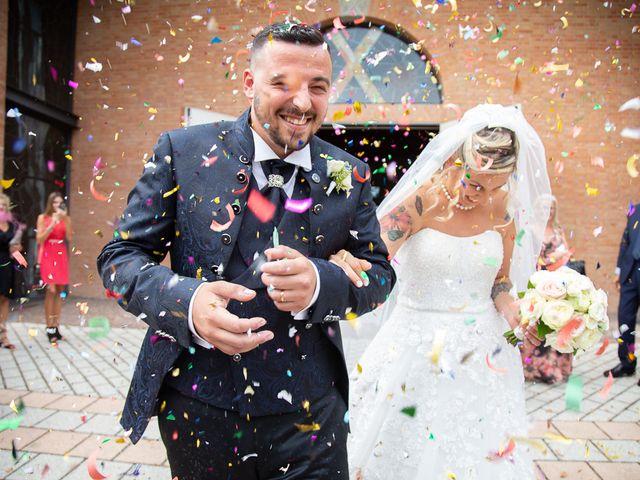 Il matrimonio di Thomas e Franca a Parma, Parma 14