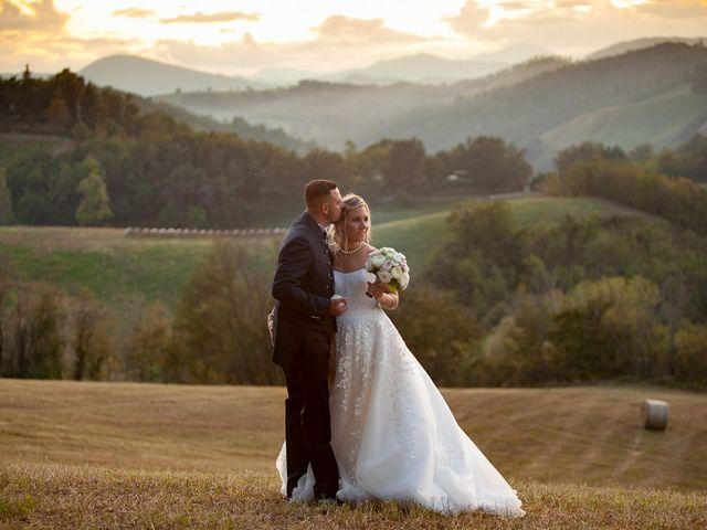 Il matrimonio di Thomas e Franca a Parma, Parma 52