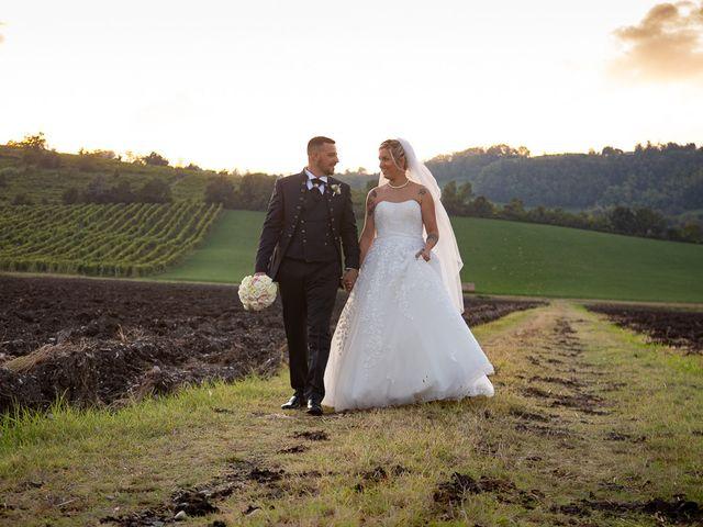 Il matrimonio di Thomas e Franca a Parma, Parma 56