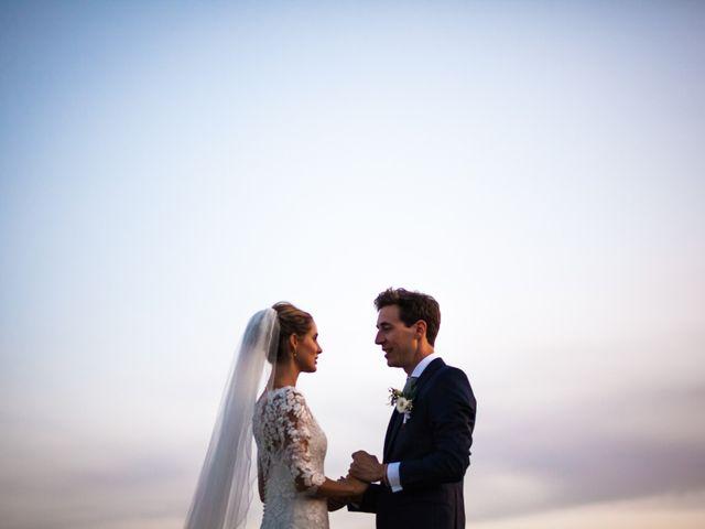 Il matrimonio di Nicola e Margherita a Pienza, Siena 9