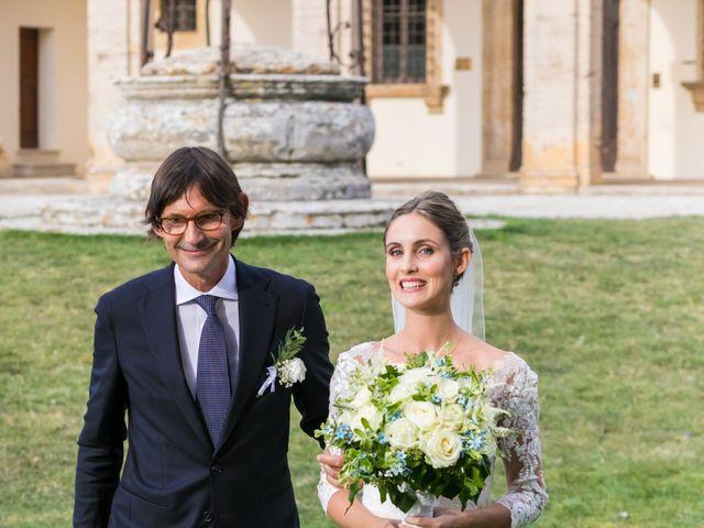 Il matrimonio di Nicola e Margherita a Pienza, Siena 52
