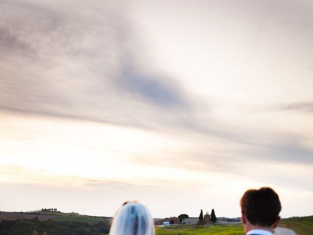Il matrimonio di Nicola e Margherita a Pienza, Siena 53