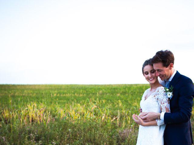 Il matrimonio di Nicola e Margherita a Pienza, Siena 54