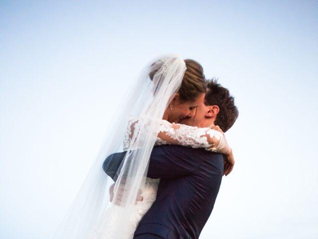 Il matrimonio di Nicola e Margherita a Pienza, Siena 55