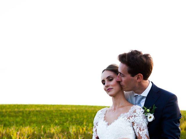 Il matrimonio di Nicola e Margherita a Pienza, Siena 56