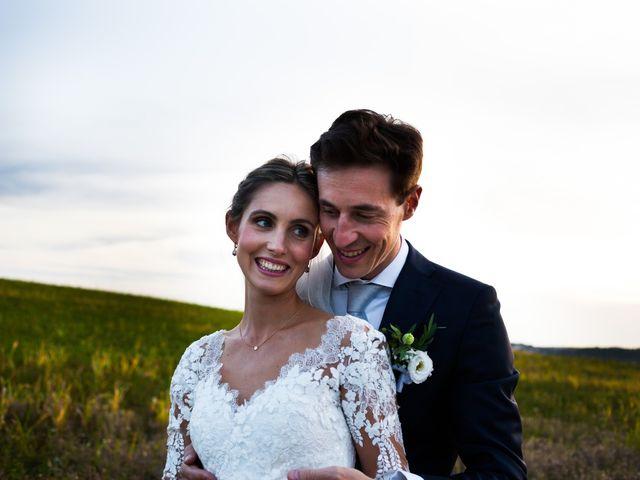Il matrimonio di Nicola e Margherita a Pienza, Siena 17