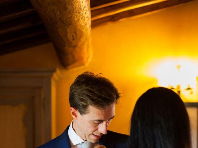 Il matrimonio di Nicola e Margherita a Pienza, Siena 59