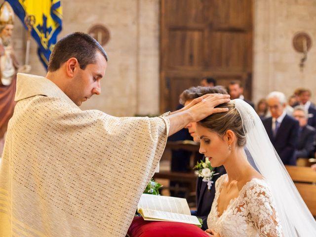 Il matrimonio di Nicola e Margherita a Pienza, Siena 67