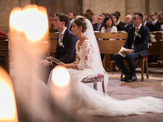 Il matrimonio di Nicola e Margherita a Pienza, Siena 25